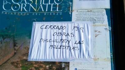 David Pacios critica la gestión que hace el ayuntamiento de Priaranza del Castillo de Cornatel