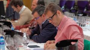 Cata de vino de la D.O. en el Consejo Regulador. Foto: Raúl C.