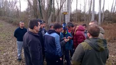"""El ESTIA celebra la jornada """"Ingeniero Forestal 3.0"""" con los alumnos del CIFP de Almázcara"""