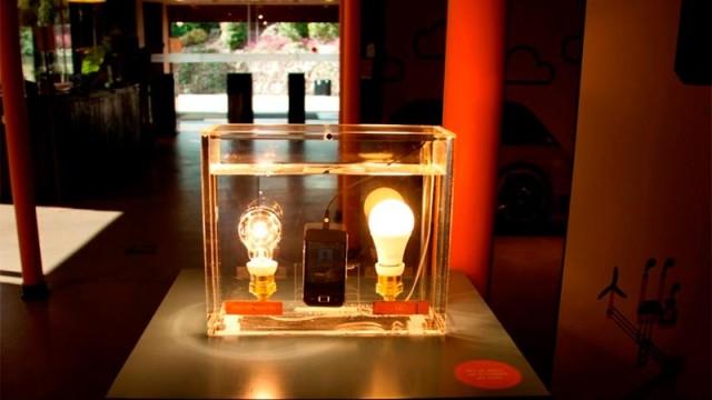 Experimentos y Carnaval en La Fábrica de Luz