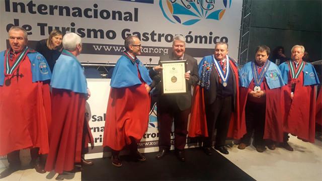 La Fundación Luso-Galaica entrega su medalla de oro al Ayuntamiento de Ponferrda