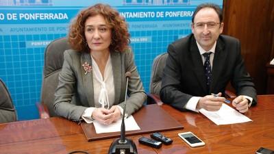 La FRMP apoyará a Ponferrada para el desarrollo del Cylog y el Corredor Atlántico