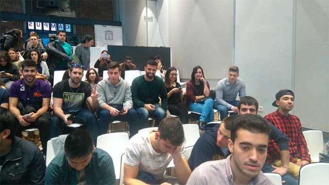 Tres alumnos del IESVE visitan el Campus Google para recibir formación sobre emprendimiento
