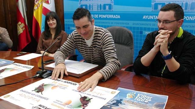 """""""Búscate un cómplice"""", nueva campaña de adopción de perros del Albergue Municipal"""