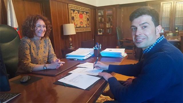 Jorge Calleja, nombrado alcalde de barrio de Cuatrovientos