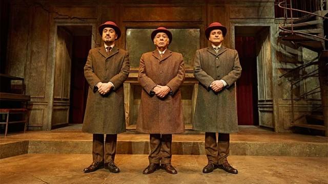 Llega al Bergidum Páncreas, la comedia convertida en la gran revelación teatral del año