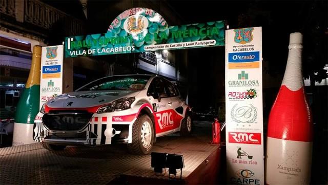 Cacabelos presenta el II Rallysprint de la Mencía