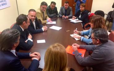 El Consejo Comarcal solicita su inclusión en la Federación Regional de Municipios