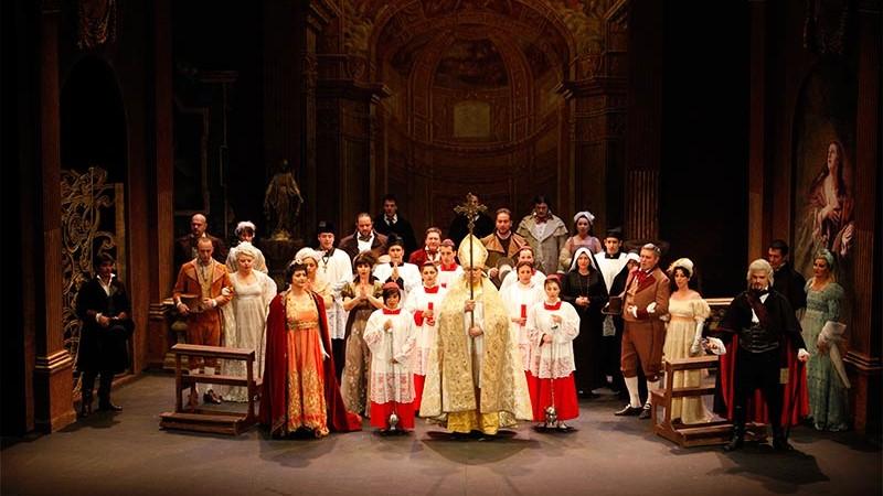 La ópera vuelve al Bergidum con 'Tosca' de Puccini