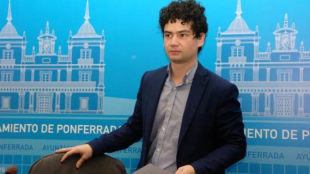 Tulio García dimite como concejal de Urbanismo para dedicarse a su carrera profesional