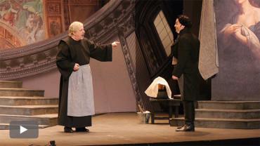 Opera 2001 estrena en el Bergidum 'Tosca', el melodrama trágico de Puccini