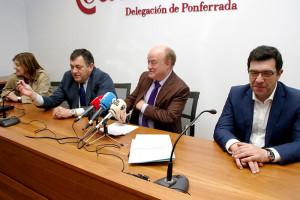 Club Financiero y Social del Bierzo. Foto: Raúl C.