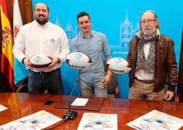 El Colomán Trabado acoge la VII Concentración de Escuelas de Rugby de Castilla y León