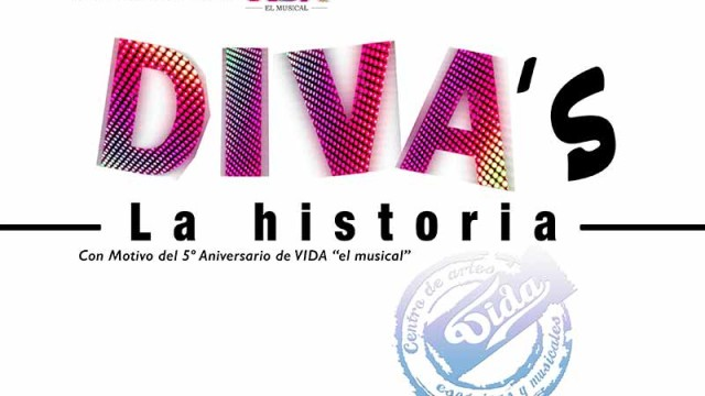El Centro de Artes Escénicas y Musicales VIDA estrena en el Teatro Bergidum el Musical DIVA's