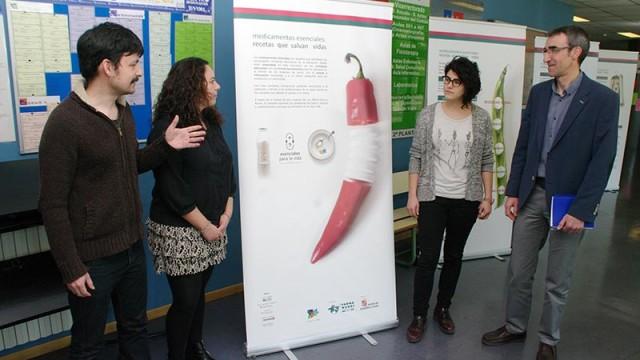 Farmamundi presenta en el Campus de Ponferrada su campaña de acceso universal a la salud y a los medicamentos