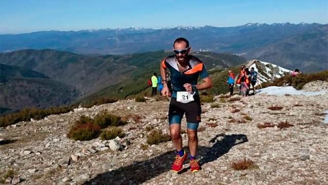 Oier Ariznabarreta y Victoria Santamaría se imponen en el Kilómetro Vertical al Bobia