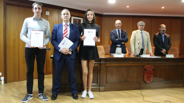 La ponferradina María Arranz se clasifica para la fase nacional de la Olimpiada Química