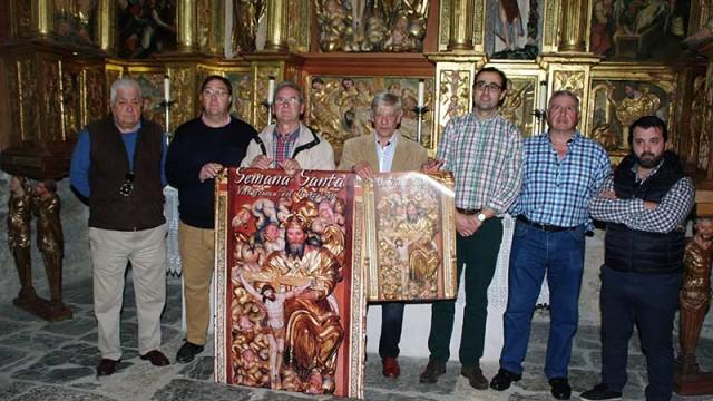 El pregón de la Semana Santa de Villafranca del Bierzo correrá a cargo de Eduardo Celaá Blanco