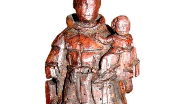 Una talla de San Antonio de Padua, pieza del mes en el Museo Alto Bierzo