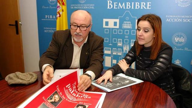 Juan Carlos Mestre abre el cartel del ciclo literario 'Tiempo de palabras'