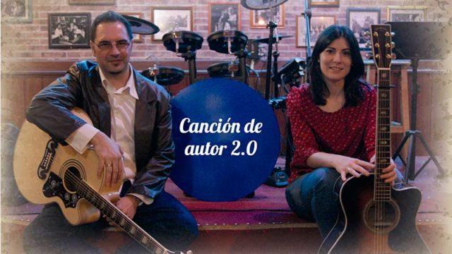 Miguel Ángel Cabero y Raquel Cebrían presentan en Bembibre 'Canción de autor 2.0'