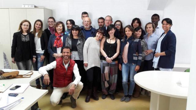 Clausurado el primer taller del programa formativo integral del Secot y el Imfe