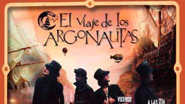 La banda El viaje de los Argonautas presenta su último disco en Ponferrada y Susañe del Sil