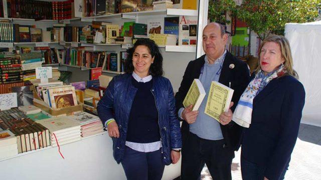 Inaugurada la Feria del Libro Antiguo y de Ocasión con 30.000 publicaciones desde 1 €