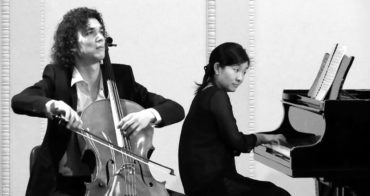 Fermín Villanueva y Mizuki Waki interpretan en Río Selmo piezas de Chopin, Strauss y Falla