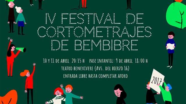 Bembibre celebra el IV Festival de Cortometrajes con la proyección 20 películas