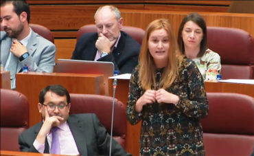 Gloria Acevedo denuncia que la inclusión de CIUDEN en el IDAE es una estocada de muerte