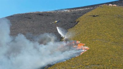 Bierzo Aire Limpio pide a la Fiscalía Superior que se implique en la investigación del incendio del Valle del Oza