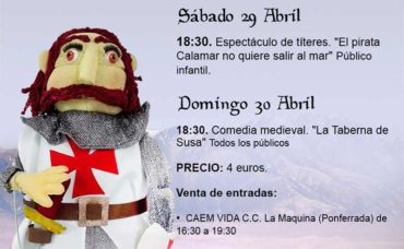 II Jornadas de Teatro en el Castillo de Cornatel