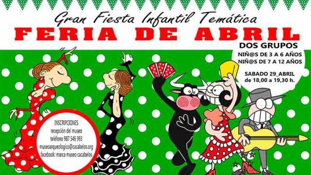 Fiesta temática en el museo MARCA sobre la Feria de Abril