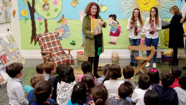 Más de mil escolares visitarán el XVIII Salón del Libro Infantil