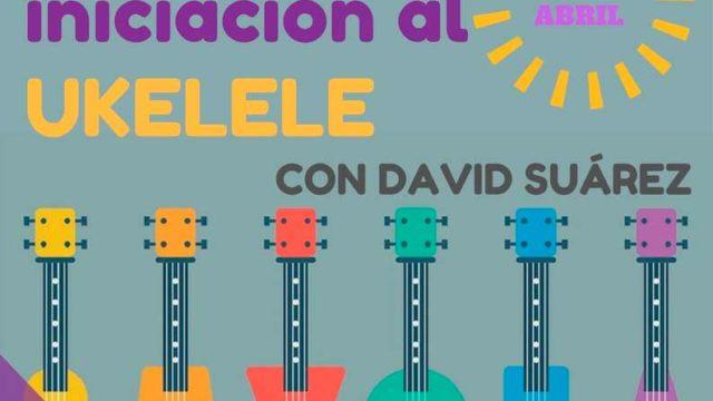 Curso de iniciación al ukelele en Cacabelos