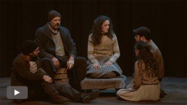 'La ciudad sitiada', una obra que enfrenta al público con la injusticia y la miseria de la guerra