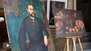 El Museo del Bierzo incorpora diez cuadros del pintor del siglo XIX  Primitivo Álvarez Armesto
