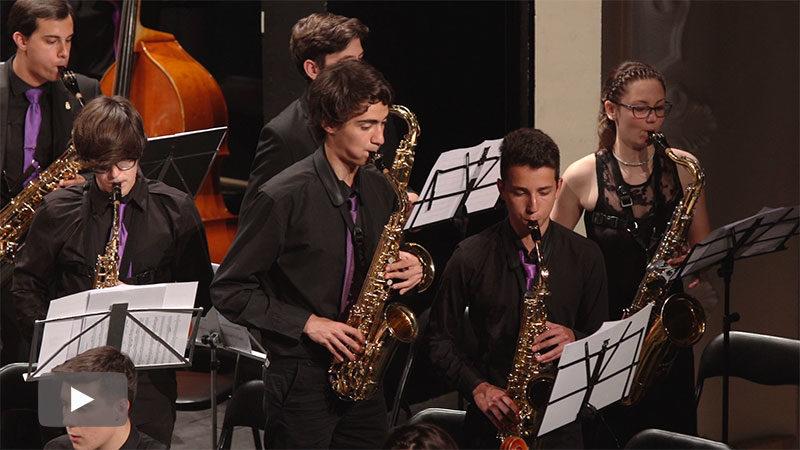 Los músicos de la Banda ponen a prueba su técnica en el concierto 'Nuestros solistas'