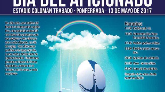 Bierzo Rugby celebra el Día del Aficionado
