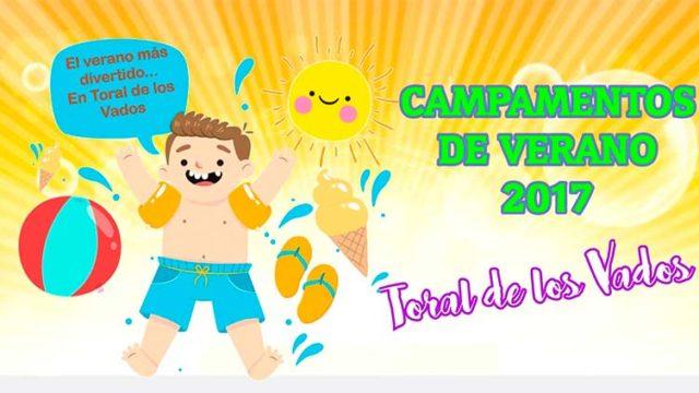 Toral de los Vados oferta campamentos municipales de junio a septiembre