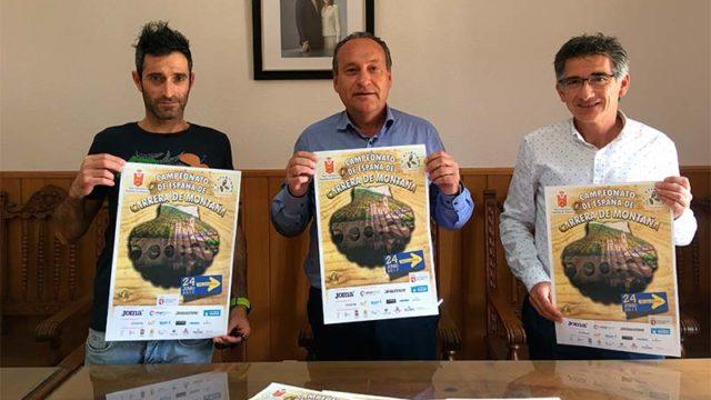 Molinaseca acogerá en junio el XIII Campeonato de España de Carrera de Montaña