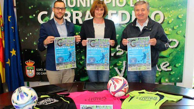 El Ayuntamiento de Carracedelo abre el plazo de inscripción para el Campus de Fútbol 2017