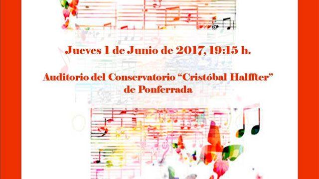 Conciertos especiales de graduación en el Conservatorio Cristóbal Halffter