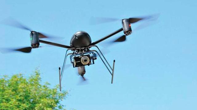 El ESTIA organiza una charla sobre drones para el control de especies invasoras