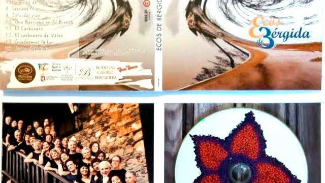 Se presenta el disco 'Ecos de Bergida'