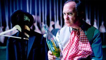 'El minuto del payaso' un intenso monólogo de risa y rabia de Luis Bermejo que se estrena en Río Selmo