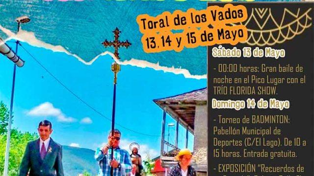 Toral de los Vados celebra las Fiestas de San Isidro