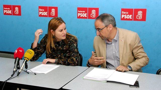 """Para el PSOE los presupuestos de la Junta son """"una política de asedio al Bierzo"""""""