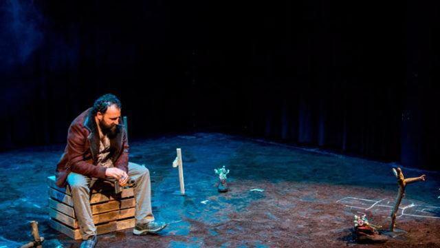 El Mayal estrena 'La ciudad sitiada' una devastadora obra sobre los desastres de la guerra